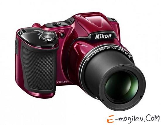 Nikon COOLPIX L830 plum