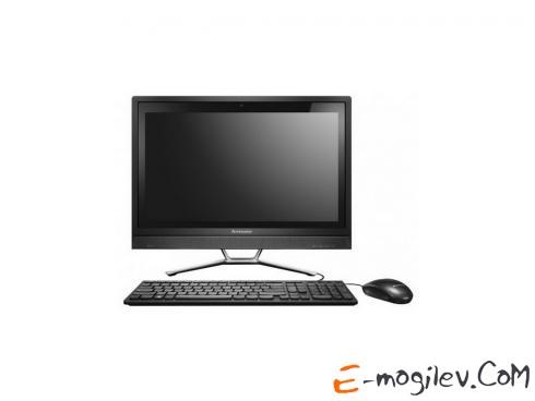 "Lenovo IdeaCentre C360 57321462 G3220/4G/500Gb/DVD-RW/19.5"" (1600x900) AG/Wi-Fi/cam/Win8.1/Black"