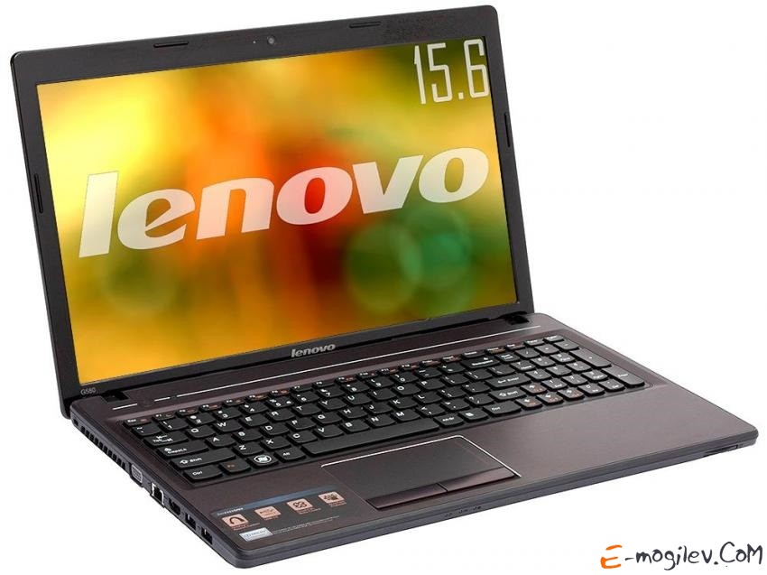 "Lenovo Idea Pad G580 Brown (59401560) 2020M/4G/500G/DVD-SMulti/15.6""HD/NV GT710M 1G/WiFi/BT/cam/Dos"