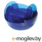 Настольные подставки и наборы Подставка Lamark Berlin Blue-Transparent DO1553-BL
