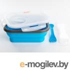 Посуда для туризма Набор посуды Retki MealKit Blue R5149S