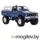 Радиоуправляемые игрушки Aosenma Military Truck Buggy Crawler RTR 4WD 1:16 Blue WPLC-24-B
