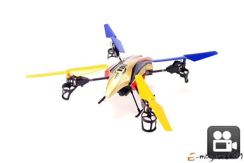 Модель вертолёта-квадрокоптера Nine Eagles 181°TOY