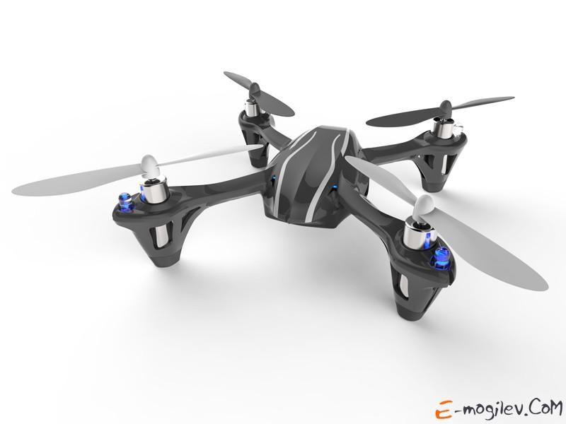 Модель квадрокоптера Hubsan X4