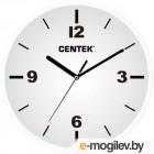 Часы настенные Centek СТ-7102 White