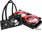 Комплект водяного охлаждения для видеокарты ID-COOLING FROSTFLOW 120VGA GTX1080/70/60/50/980Ti/980/70/60; AMD R390/290/80 и т.п.(12шт/кор,TDP 220W, Черный, PWM Red LED FAN 120mm, FUN 92mm) RET
