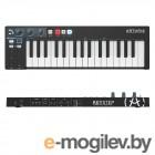 MIDI-клавиатуры Arturia KeyStep Black Edition
