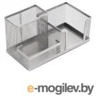 Настольные подставки и наборы Подставка Berlingo Steel & Style Silver BMs_41301