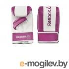 Перчатки, наколенники, налокотники Перчатки боксерские Reebok Retail Boxing Mitts Purple RSCB-11130PL