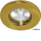 Потолочные и настенные светильники Feron DL10 Gold 15110