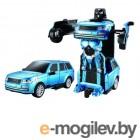 Радиоуправляемые игрушки Пламенный мотор Космобот Сириус Blue 870337