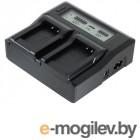зарядки специальные Relato ABC02/ENEL3 с автомобильным адаптером для Nikon EN-EL3/EL3e/Fuji NP-150/Olympus BLM1/BLM5/Konica-Minolta NP-400/Pentax D-Li50