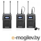 микрофоны для фотоаппаратов Boya BY-WM8 Pro-K2