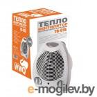 Тепловентилятор WWQ ТВ-03S   1,0/2,0кВт. обдув без нагрева воздуха. Нагревающий элемент: Спиральный