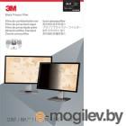 Пленка защиты информации для монитора 3M PF240W1B (7100026029) 24 черный
