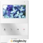 Монитор LCD 4.3 IP DOORPHONE SQ-04 WHITE SLINEX