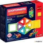 Конструктор магнитный Magformers Fixie Creative Set / 703004 (90эл)