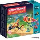 Конструктор магнитный Magformers Adventure Mountain Set / 703011 (32эл)
