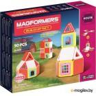 Конструктор магнитный Magformers Build Up Set / 705003 (50эл)
