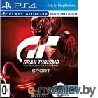 Игра для игровой консоли Sony PlayStation 4 Gran Turismo Sport (поддержка VR)