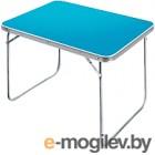 Стол складной Ника ССТ-5 (голубой)
