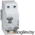 Дифференциальный автомат Legrand RX3 1P+N C 25А 30мА 6кА 2М AC