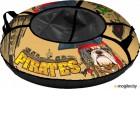 Тюбинг-ватрушка Тяни-Толкай 830мм Pirates (оксфорд, Норм)