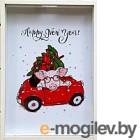 Копилка Grifeldecor Happy new year / BZ182-3C176