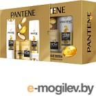 Набор косметики для волос Pantene Густые и крепкие шампунь 250мл+бальзам 200мл+маска 300мл