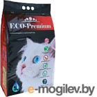 Наполнитель для туалета Eco-Premium Green (5л)