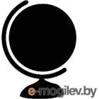 Наклейка грифельная Grifeldecor Глобус / BZ1810-21B230