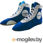 Обувь для самбо Atemi Замша (синий, р-р 38)