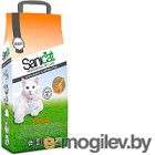 Наполнитель для туалета Sanicat Professional Biosan (20л)