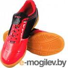 Бутсы футбольные Atemi SD803 Indoor (красный/черный, р-р 43)