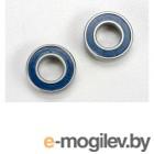 Подшипники. Ball bearings, blue rubber sealed (6x12x4mm) (2).
