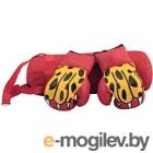 Набор для бокса детский Atemi BS-10 (красный)