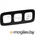 Рамка для выключателя Legrand Valena Allure 754403 (матовый черный)