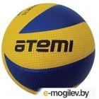Мяч волейбольный Atemi Tornado (желтый/синий)