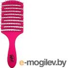 Расческа Wet Brush Flexdry Pink для быстрой сушки