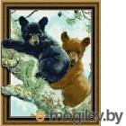 Набор алмазной вышивки Picasso Мишки на дереве (5PD4050004)