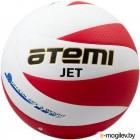 Мяч волейбольный Atemi Jet (белый/красный)