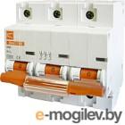 Выключатель автоматический КС ВА 47-100 (25А 3р С)