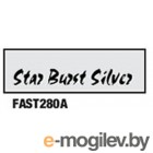 Краска для лексана, поликарбоната. Краска для аэрографа Starburst Silver (Серебристый металлик с крупными хлопьями, 30мл).