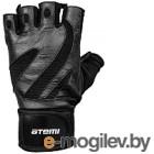 Перчатки для фитнеса Atemi AFG05 (L, черный)