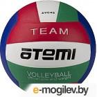 Мяч волейбольный Atemi Team (красный/белый/синий/зеленый)