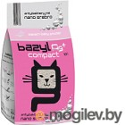 Наполнитель для туалета Bazyl Ag+ Compact Baby Powder (10л)