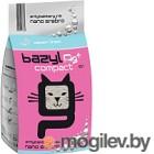 Наполнитель для туалета Bazyl Ag+ Compact Fresh (10л)