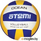 Мяч волейбольный Atemi Ocean (синий/красный/белый)