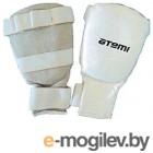 Перчатки для карате Atemi PKP-453 (L, белый)
