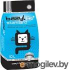 Наполнитель для туалета Bazyl Ag+ Standard (10л)